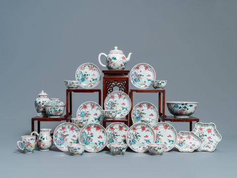 chinees servies picart