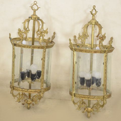 waarde antieke lampen