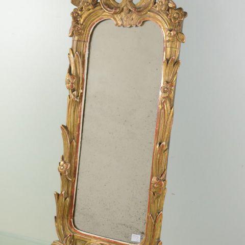 schatting antieke spiegel